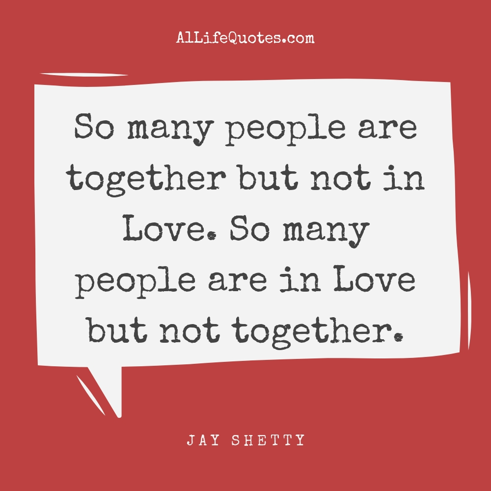 jay shetty quotes about love