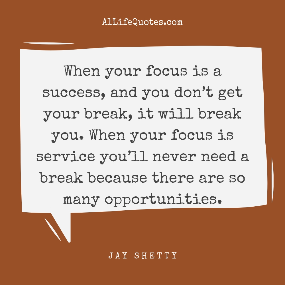 jay shetty quotes on success