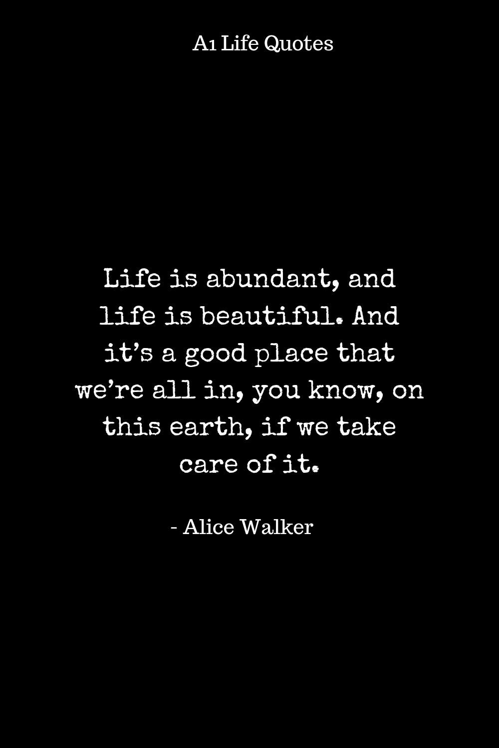 Life Is Beautiful Quotes with Images