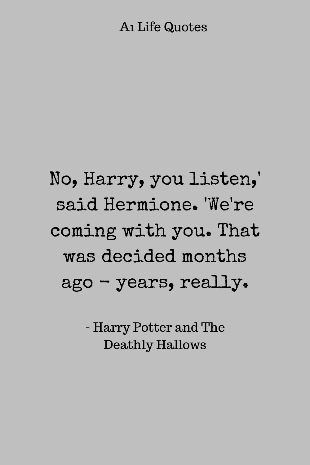 harry potter inspirational quotes