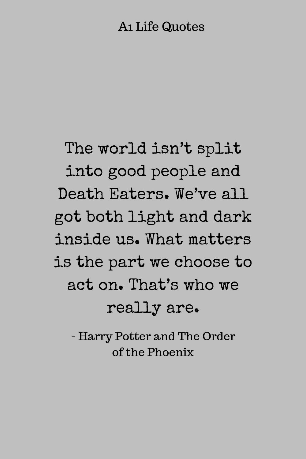 harry potter quotes goodreads