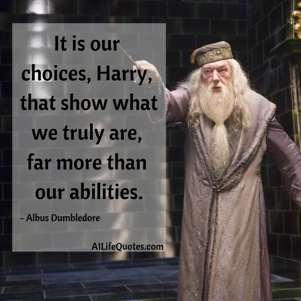 harry potter graduation quotes