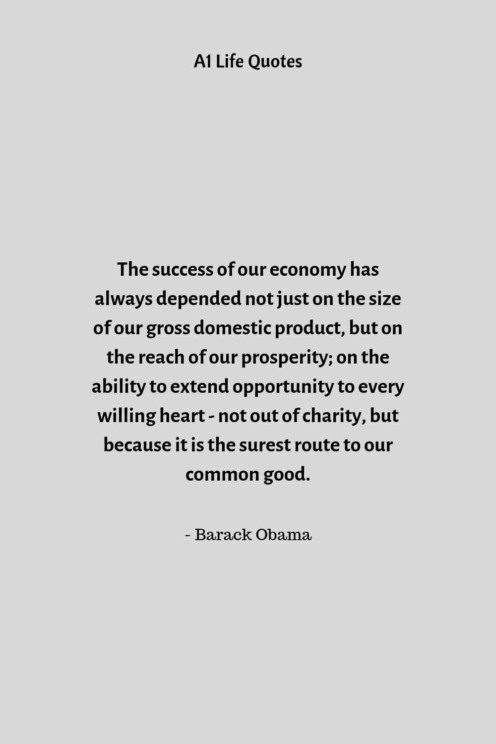 barack obama quotes about success