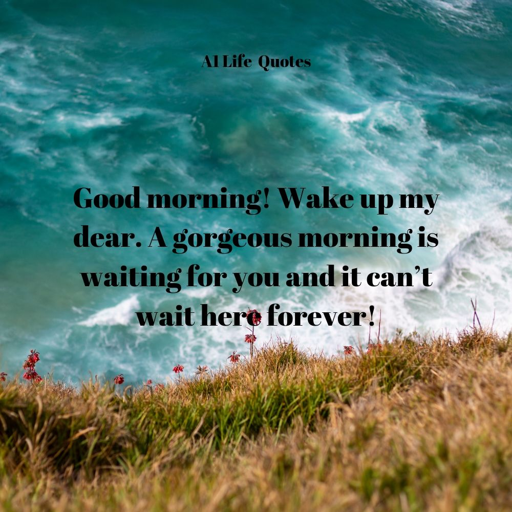 good morning quotes and images