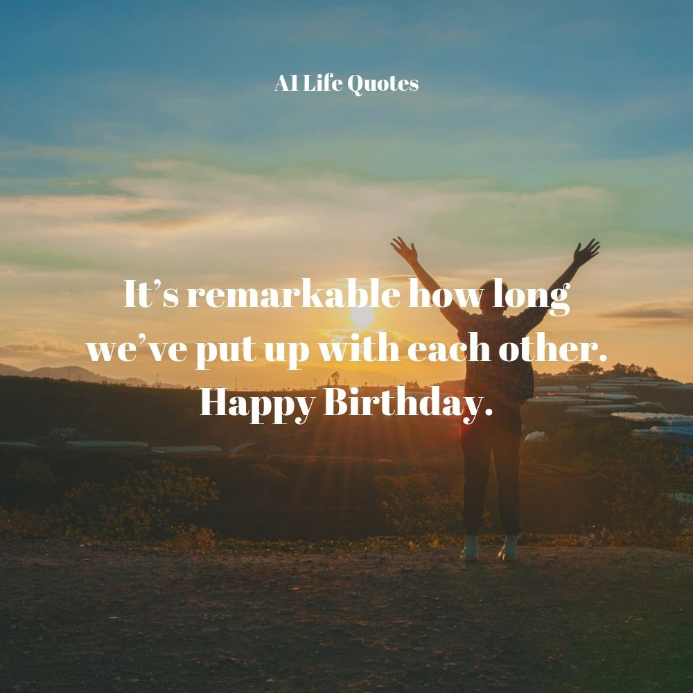 happy birthday bro quotes
