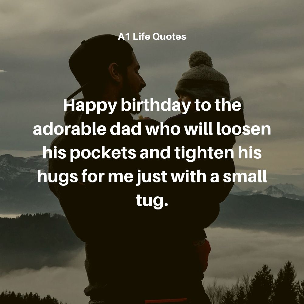 bday wishes for papa