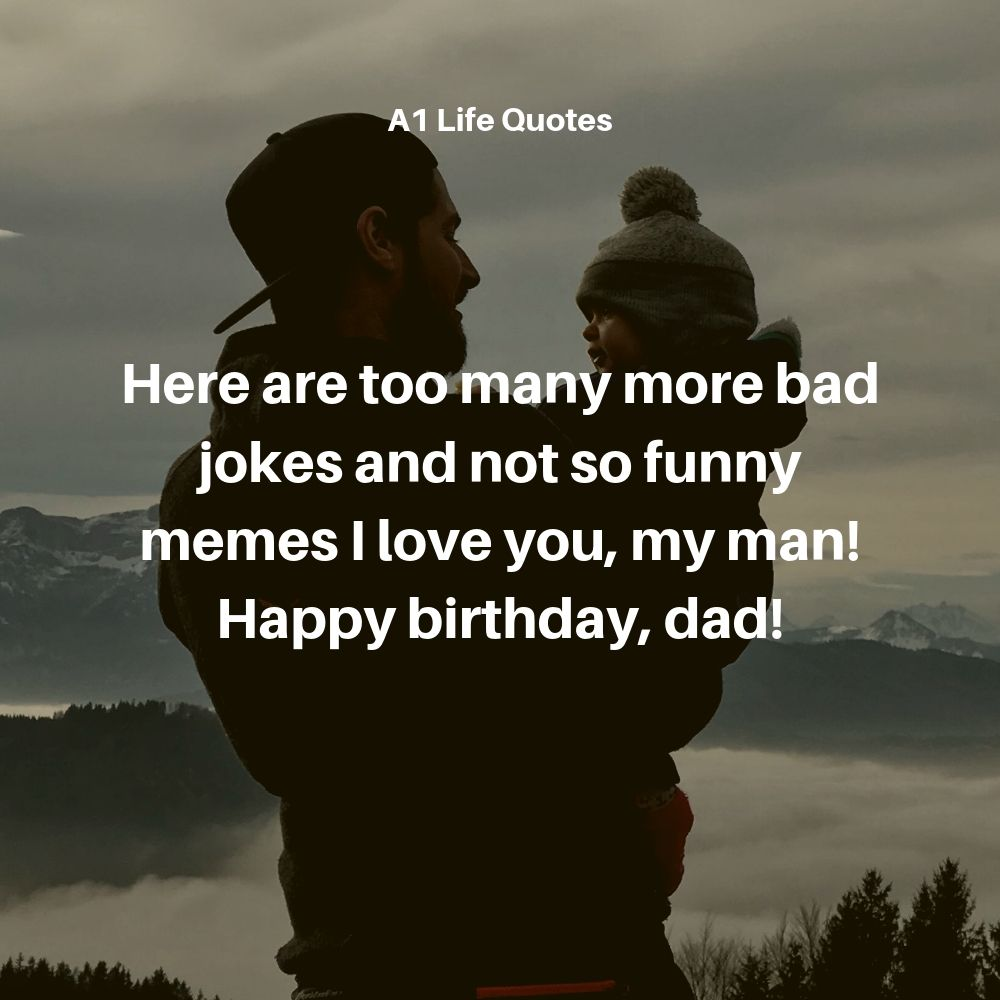happy birthday papa from daughter