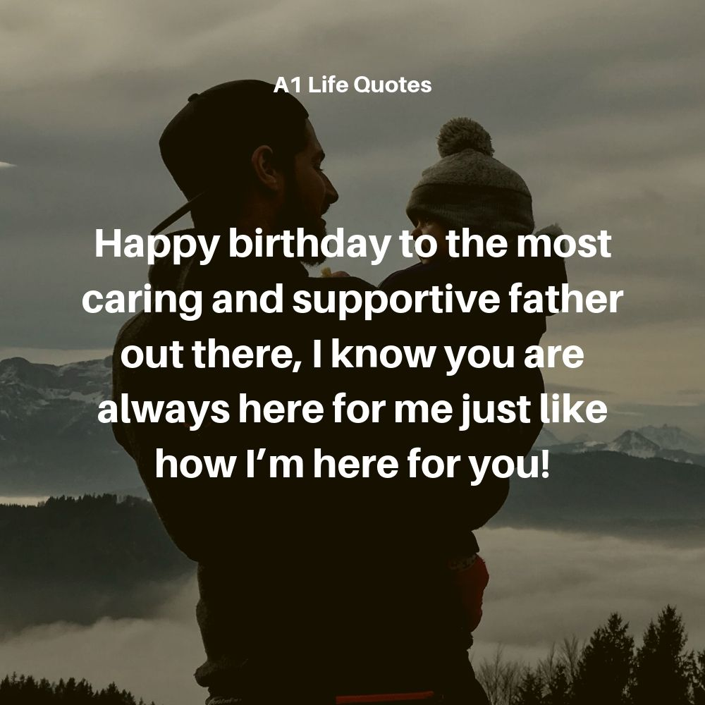 Top 40 Happy Birthday Papa Quotes, Messages, Wishes With Love