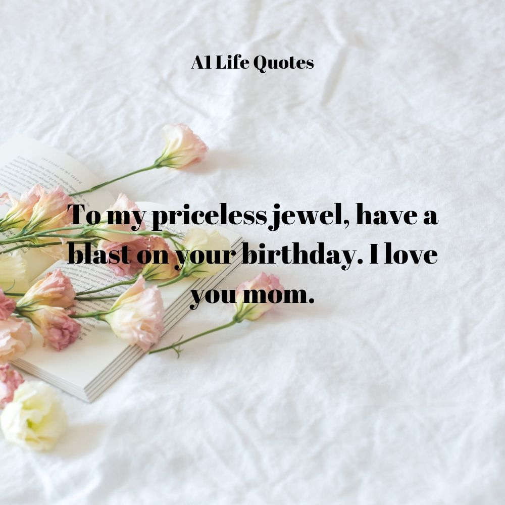 happy birthday mom images