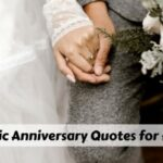Happy Wedding Anniversary Quotes for Husband