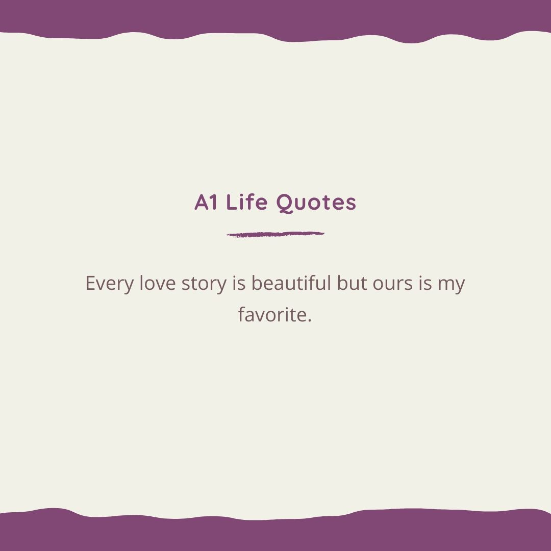 your my life quotes
