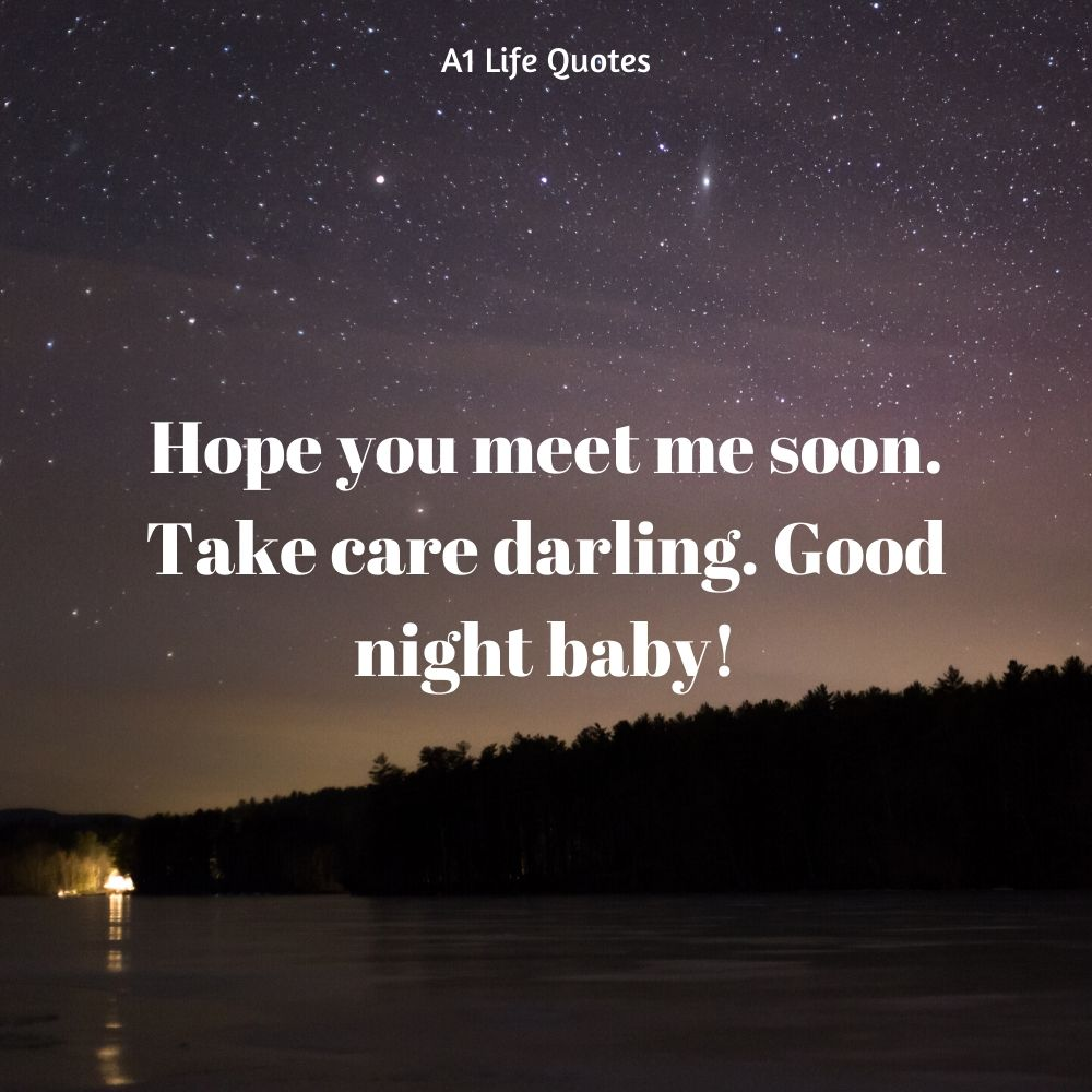 sleep well quotes for her