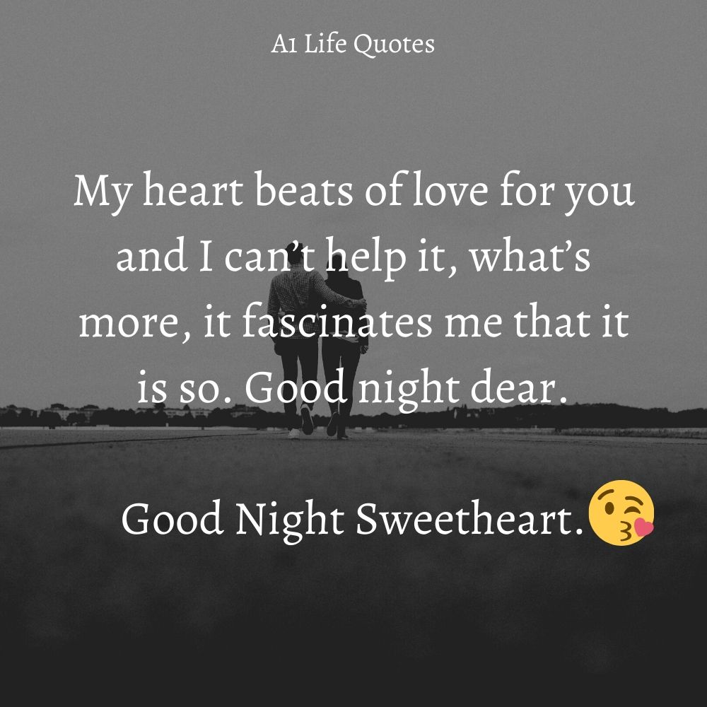 good nite quotes for her