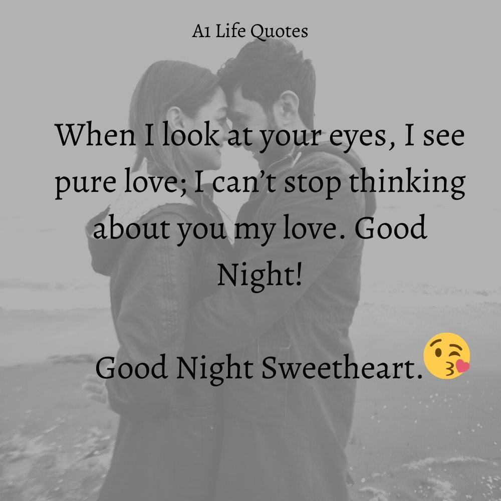 funny goodnight quotes for her
