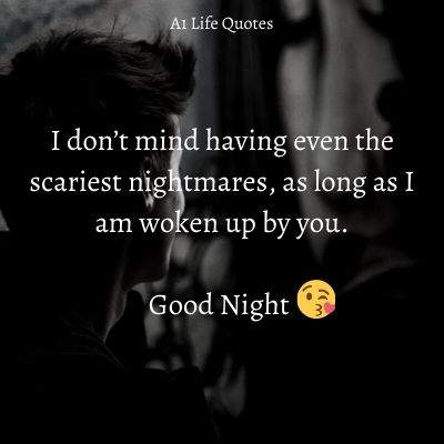 good night msg for bf