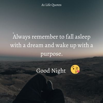 good night wish for him