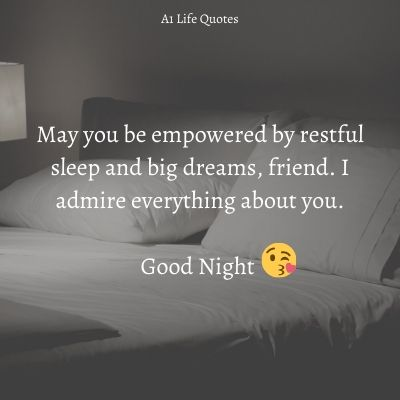 funny good night messages for friends
