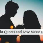 Love Messages and Good Night Quotes for Her