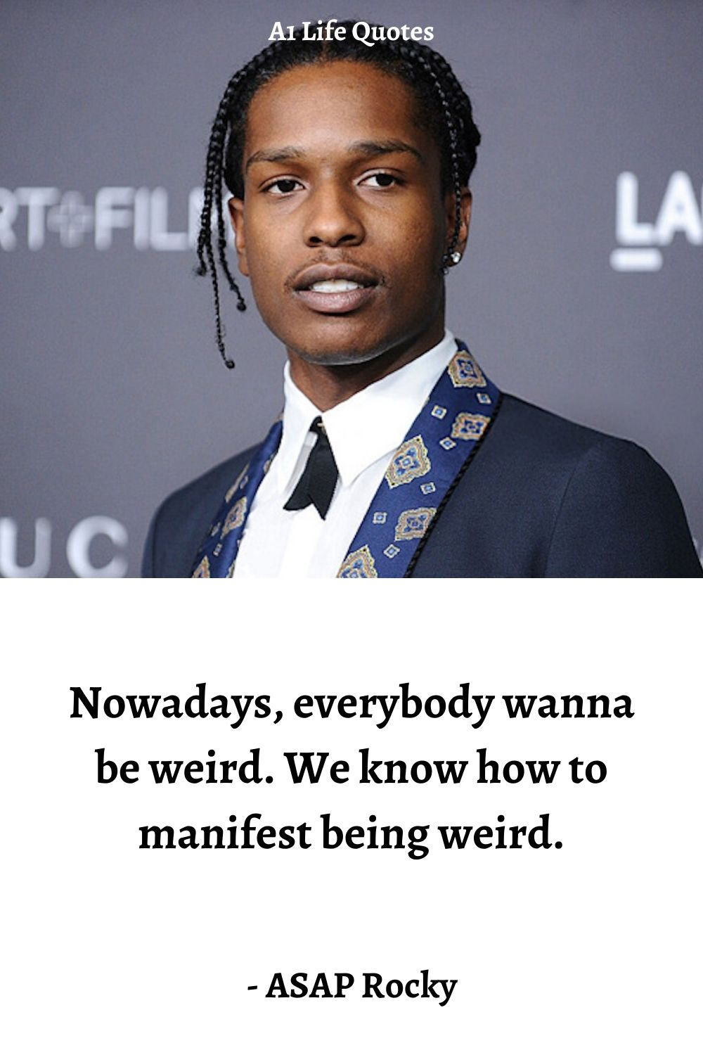 asap rocky quotes from songs