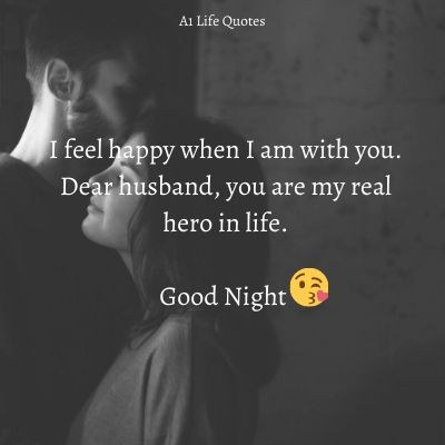 good night images to husband