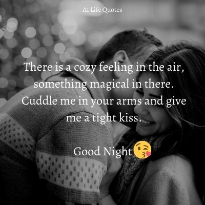 good night sms for husband