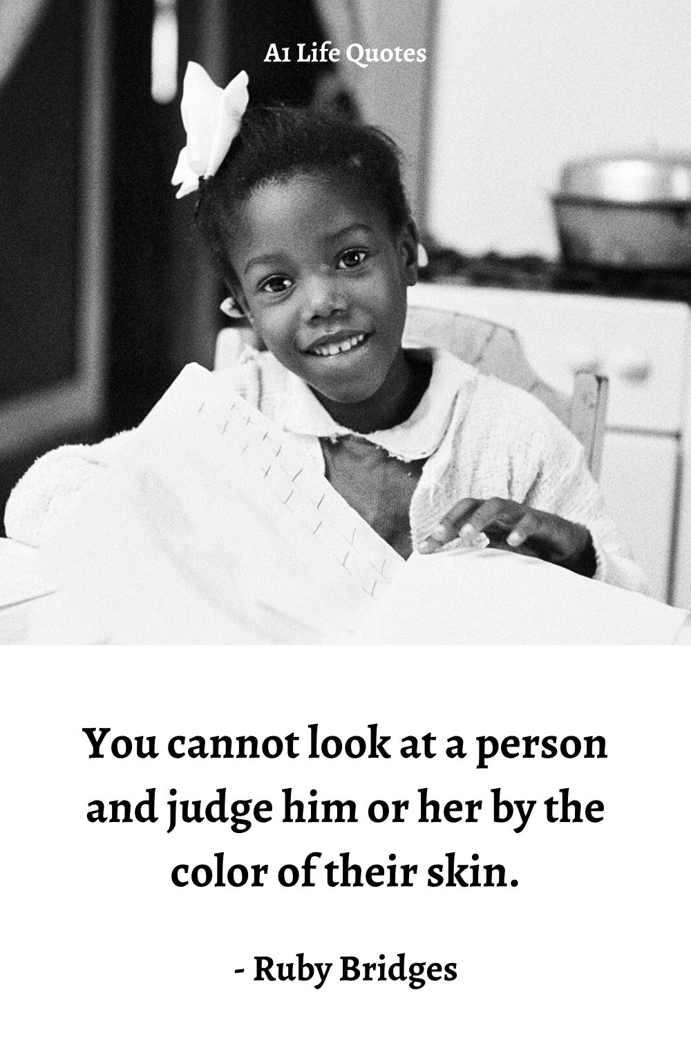 ruby bridges quotes on racism