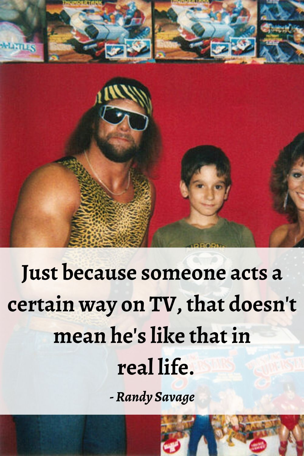 macho man randy savage sayings