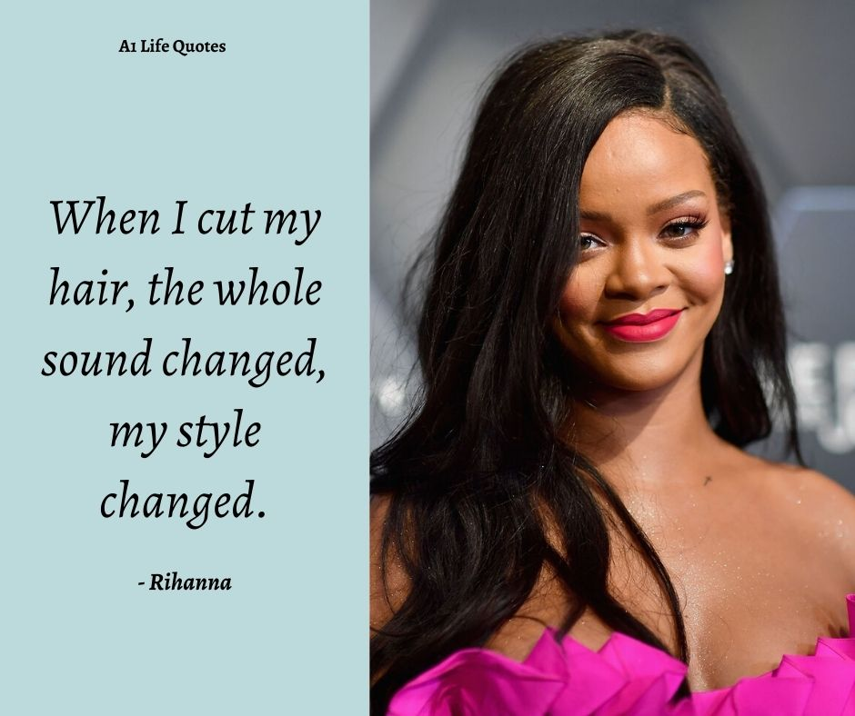 Rihanna Quotes About Beauty