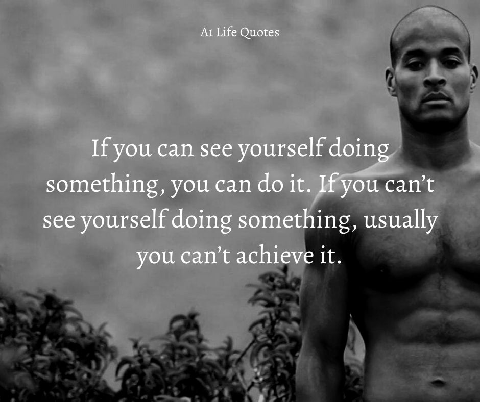 David Goggins Quotes About Taking Souls
