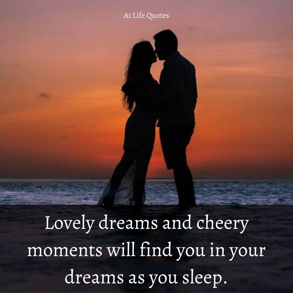 Good Night Love Quotes for Girlfriend
