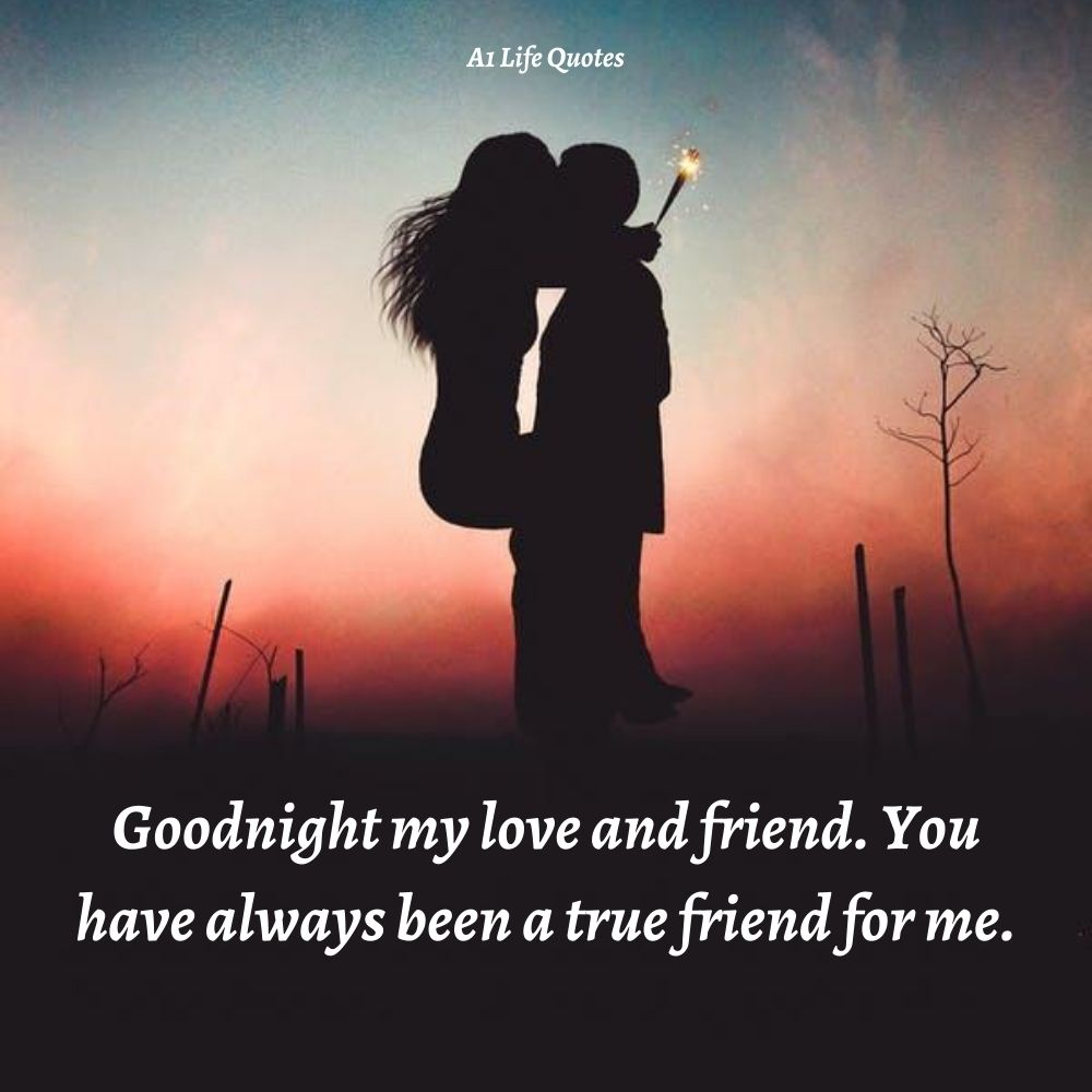 good night sms for wife