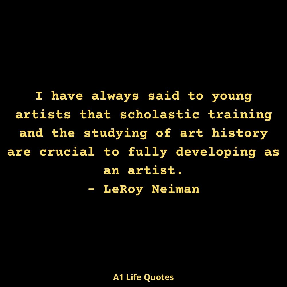 history and art quotes
