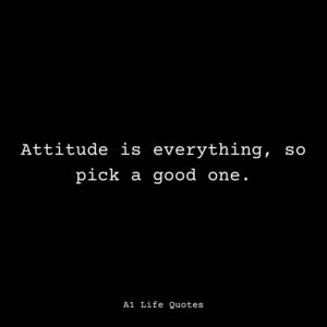 positive outlook quotes