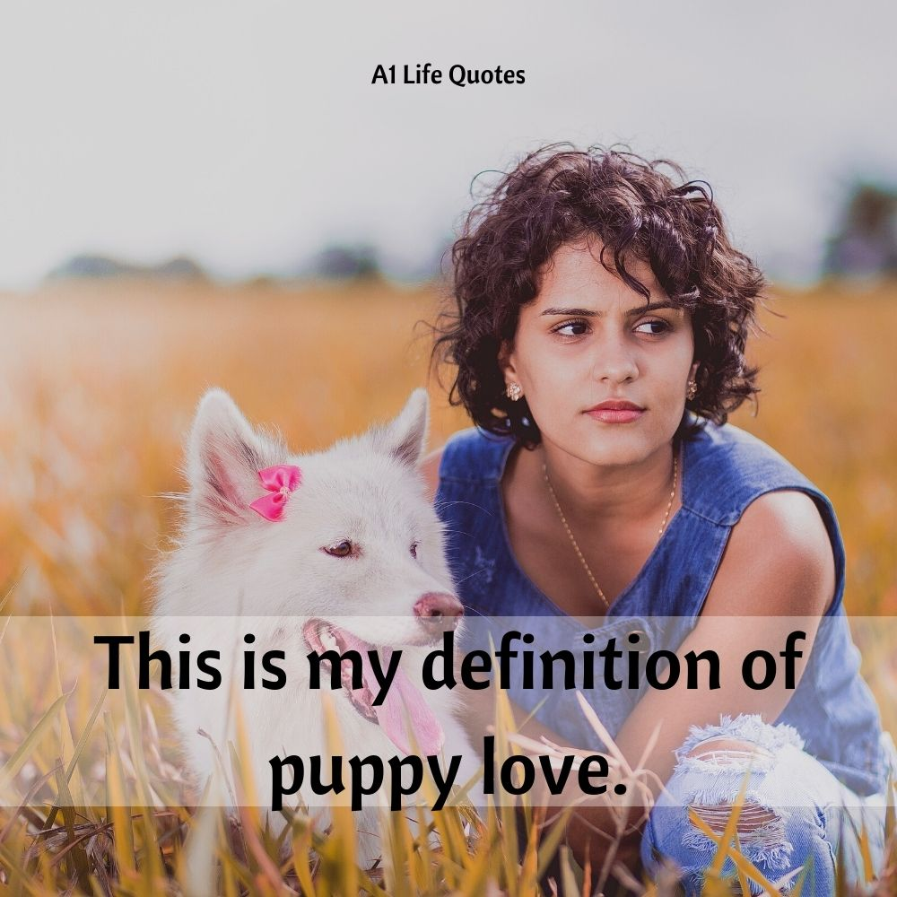 dog and girlfriend quotes