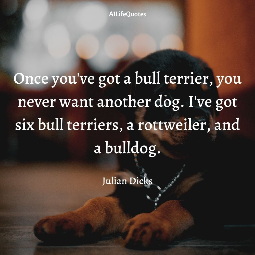 rottweiler quotes