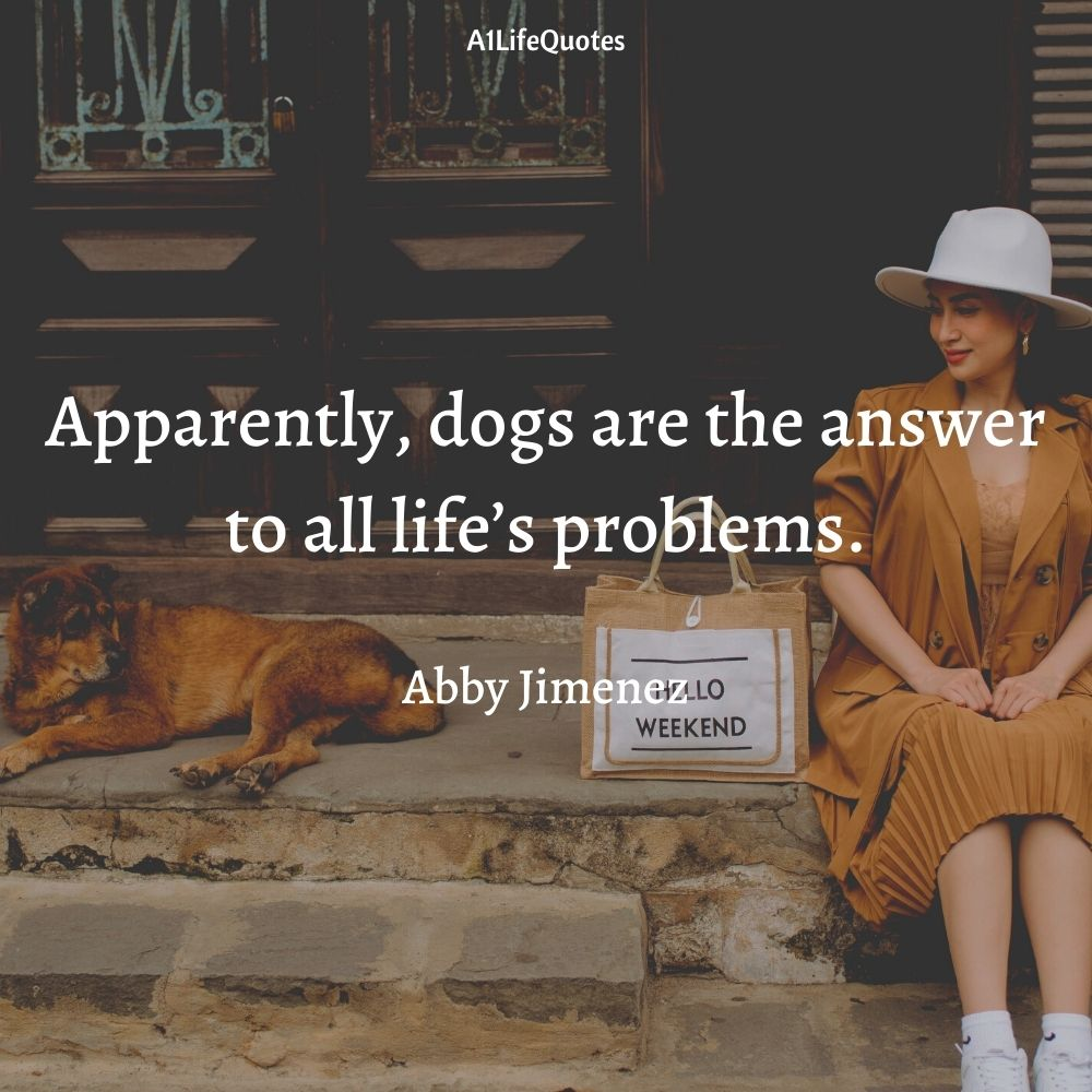 dog and human quotes