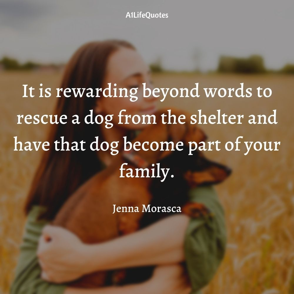 dog family quotes