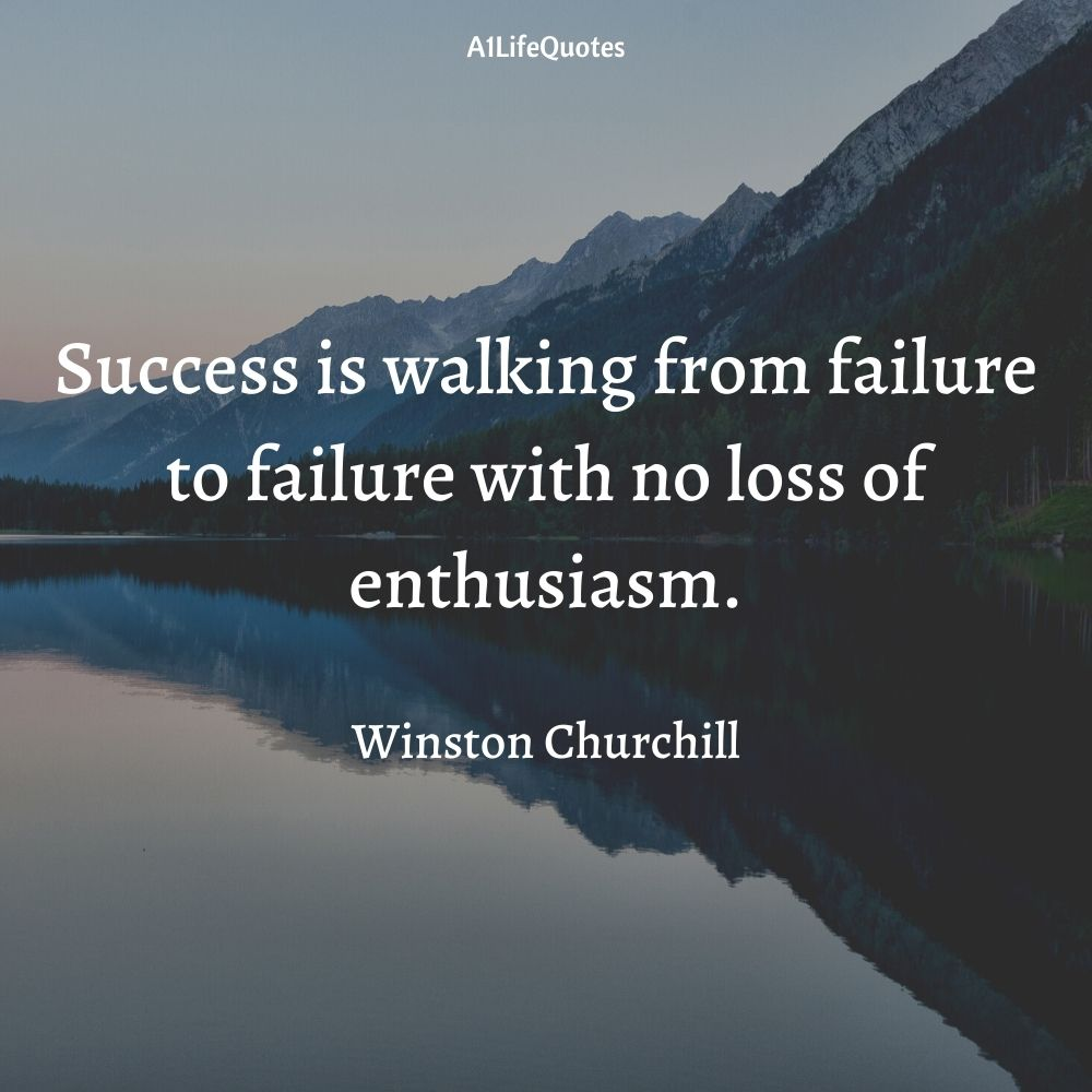 inspirational quotes for success in life
