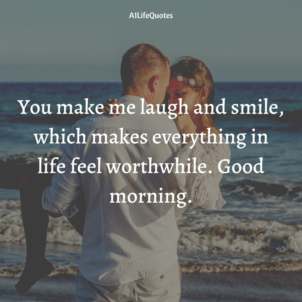 good morning hubby quotes