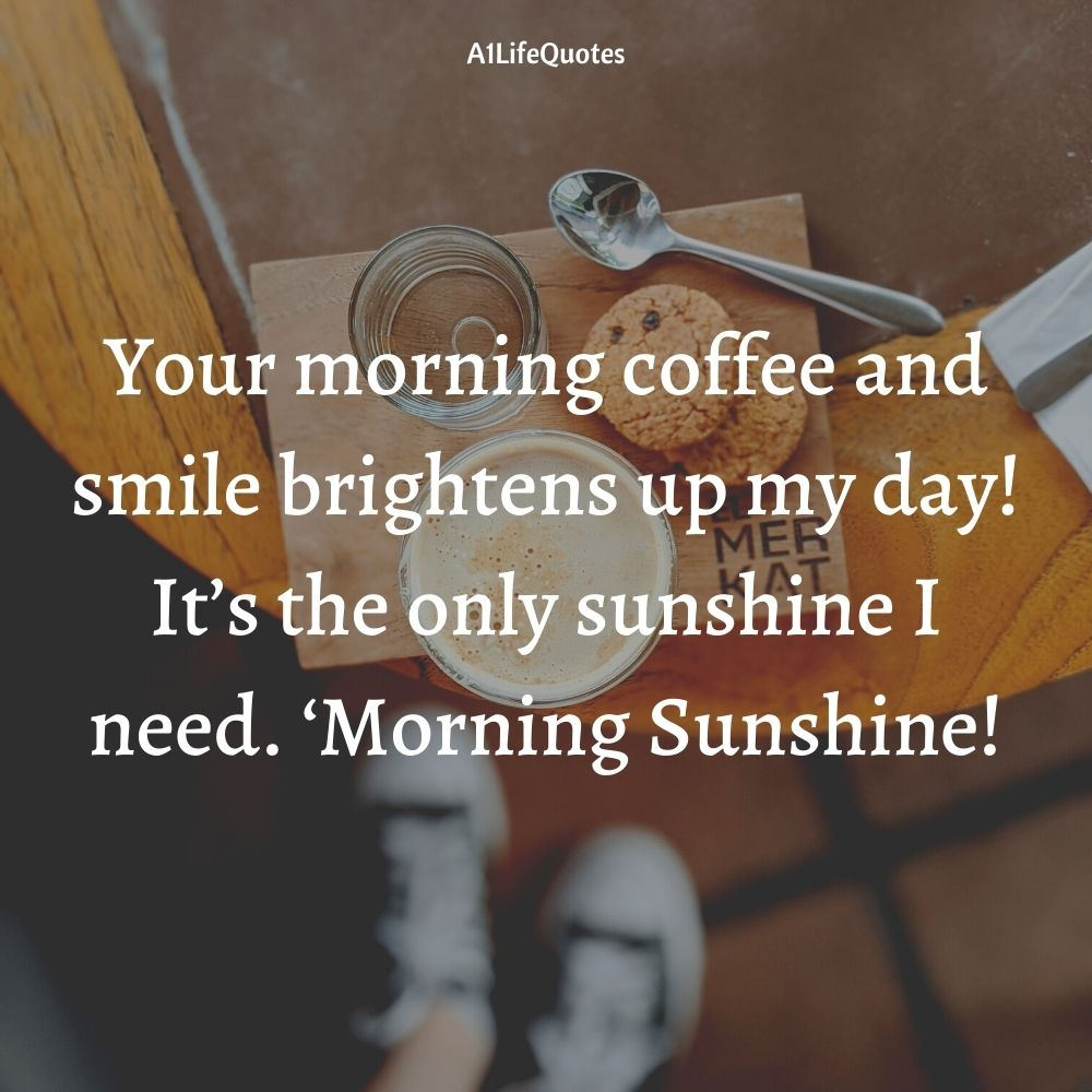 good morning quotes for wife