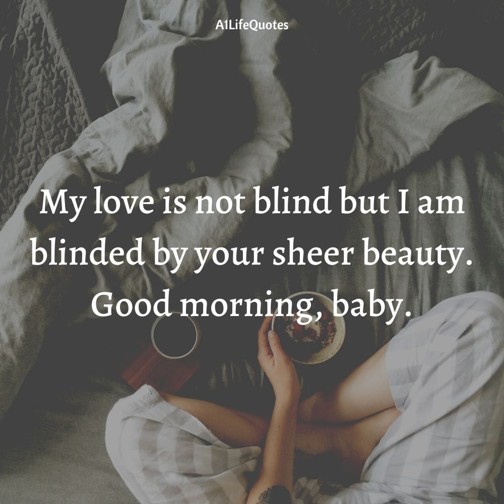 good morning love quotes for wife