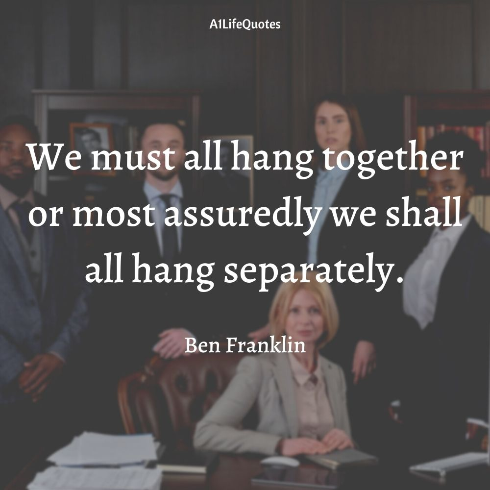 quote of the day teamwork