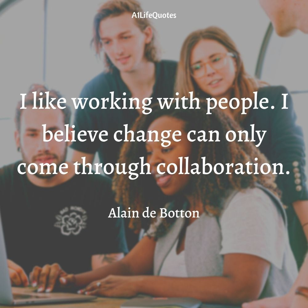 teamwork and collaboration quotes