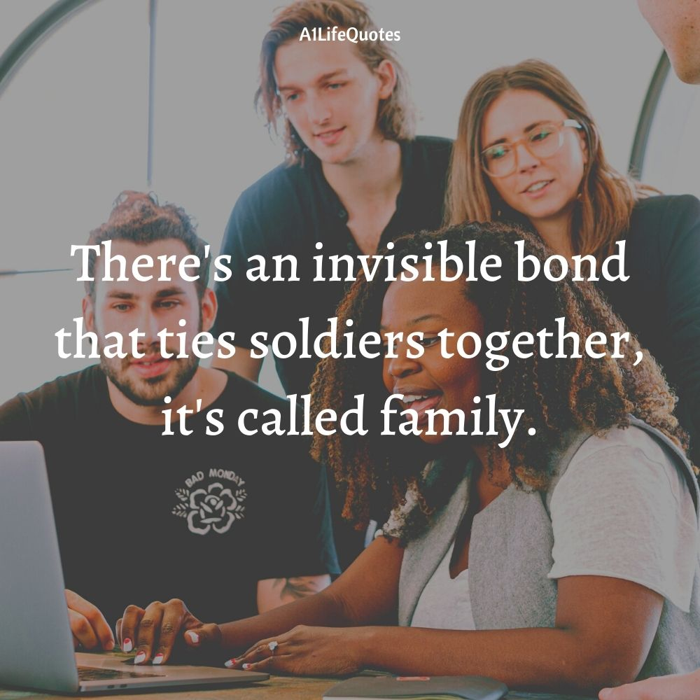 family teamwork quotes