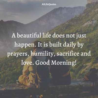 good morning inspirational love quotes H3