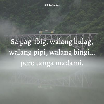good morning love quotes for her tagalog