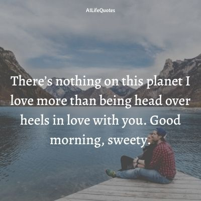 good morning sweet love quotes for her
