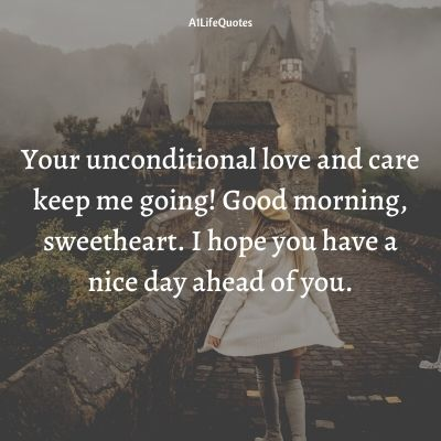 best good morning love quotes for her