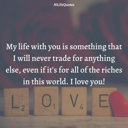 i always love you quotes for her