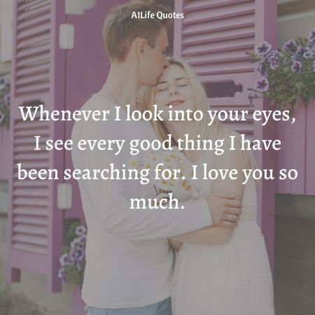 how much i love you quotes for him
